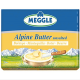 Meggle Original Bavarian Alpine Butter Unsalted