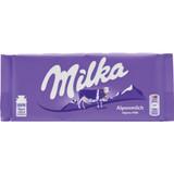 Milka Alpenmilch Chocolate Bar