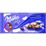 Milka Happy Cow White & Milk Chocolate Bar