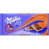 Milka Caramel Filled Chocolate Bar