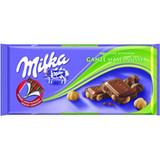 Milka Whole Hazelnut Chocolate Bar