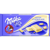 Milka White Chocolate Bar