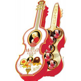 Reber Mozart Kugel in Violin Gift Box