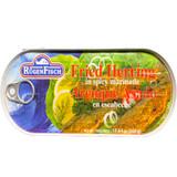 Ruegenfisch Fried Herring in Spicy Vinegar Marinade 17.6 oz