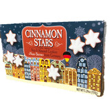 Wicklein Zimsterne Cinnamon Star Cookies in Gift Box 5.29 oz
