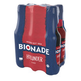 Bionade Organic Elderberry Soda 16.9 oz -6 pack