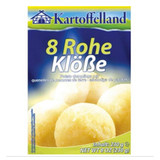 "Kartoffelland Potato Dumpling Coarsely Grated ""Rohe Kloesse"""