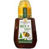 Breitsamer Bee Buddy German Forest Tree Honey 8.8 oz in squeeze bottle