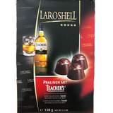 Laroshell Pralines filled with Teachers Scotch Whiskey 5.3 oz