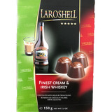 Laroshell Pralines filled with Irish Cream Whiskey 5.3 oz