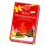 Reber Pistachio Marzipan Christmas Trees in Gift Pack 3.59 oz