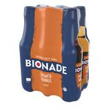 Bionade Orange-Ginger Organic Fermented Soda-6 pack