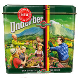 Underberg Herbal Bitter Digestive in 12-bottle Decorative Tin
