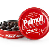 Kalfany Pulmoll Cough Drops with Licorice 2.6 oz in tin