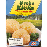 Dr. Knoll Thuringia Coarsely Ground Dumplings 8.3 oz