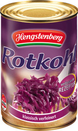 Hengstenberg Red Cabbage 9.3 lbs. Food Service Tin - 3 pack