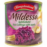 Hengstenberg Mildessa Red Cabbage with Apples 5.6 lbs. Food Service Tin (3 pack)