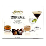 Butlers  Irish Liquor Filled Chocolate Truffle Collection 3.5 oz