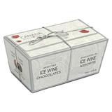 Made Milk/Dark Ice Wine Chocolate Pralines Ballotin Gift Box, 4.2 oz