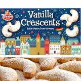 Wicklein Vanilla Crescent Butter Cookies in Gift Pack 5.3 oz