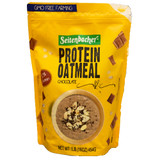 Seitenbacher Chocolate Oat Meal with 30% Protein 16.oz