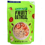 Seitenbacher Mixed Fruit Oat Meal with 28% Protein 16 oz.