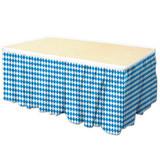 Oktoberfest Table Skirting 29 x 14 in.