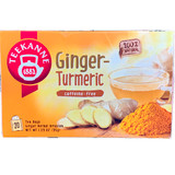 Teekanne Ginger Turmeric Tea 20 bags
