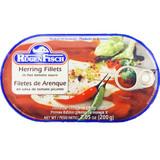 Ruegenfisch Herring Fillets in Spicy Tomato Sauce - 7 oz.