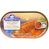 Ruegenfisch Smoked Herring Fillets with Peppercorns  7 oz.