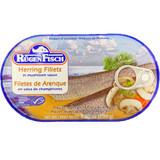 Ruegenfisch Herring Fillets in Mushroom Sauce 7 oz.