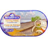 Ruegenfisch Herring Fillets in Mushroom Sauce 7 oz.