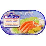 Ruegenfisch Natural Salmon Fillets 6.1 oz.