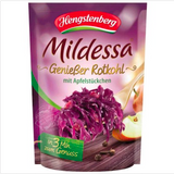 Hengstenberg Red Cabbage with Apples in Pouch 14 oz