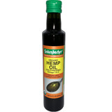 Seitenbacher Organic Hemp Seed Oil, Cold-Pressed, 8.4 fl.oz
