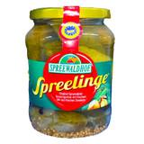 Spreewaldhof Original Spreewald Pickled Gherkins in Jar - 24.4 oz.
