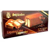 Schluender Cappuccino Mocha Liqueur Marble Cake 14 oz