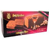 Schluender Jamaica Rum Liqueur Cake 14 oz