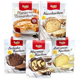 "Kathi German Baking Mix Kit Assortment, 5-pack ""Special Pricing"""