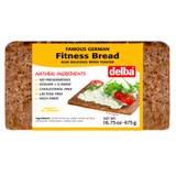 Delba Fitness Whole Grain Bread 16.5 oz