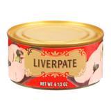 Geiers Leberpastete Pork Liver Pate in Tin 6.5 oz.