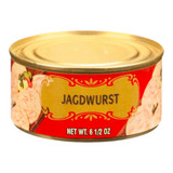 "Geiers ""Jagdwurst"" Ham and Bologna in Tin 6.5 oz."