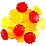 Luehders Fruity Flowers Gummies, Vegan 5.3 oz.