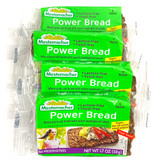 Mestemacher Whole Grain Power Bread Minis 4 pack  6 oz