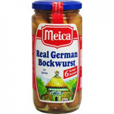 Meica Large Real German Bockwurst Sausage