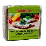 Schluender Westphalian Whole Grain Rye Bread 17.06oz