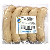 Stiglmeier Bavarian-style Bratwurst, 1 lbs., medium ground