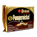 Pruente Pumpernickel Whole Grain Bread, 17.6 oz