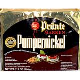 Pruente Pumpernickel Whole Grain Bread, 17.6 oz