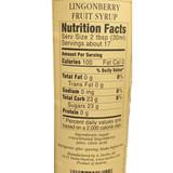 Darbo Austrian Lingonberry Syrup 16.9 fl.oz